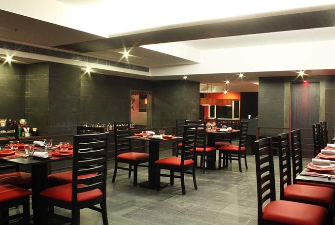 Republic of Noodles Restaurant at Lemon Tree Hotel Electronic City